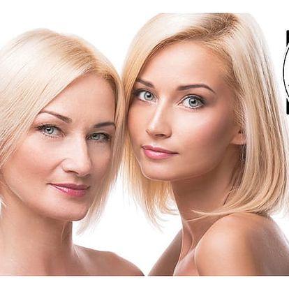 Bohaté 90minutové kosmetické ošetření pro dvě dámy ve studiu Step Praze