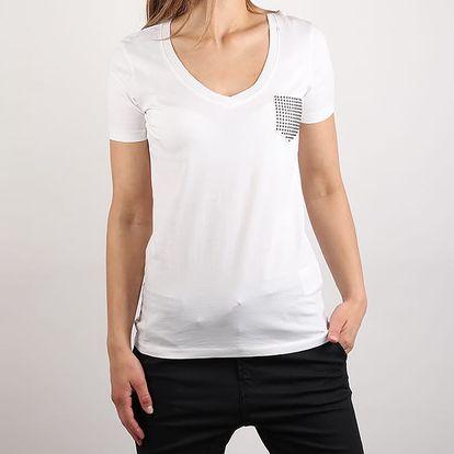 Tričko Replay W3952C T-Shirt Bílá