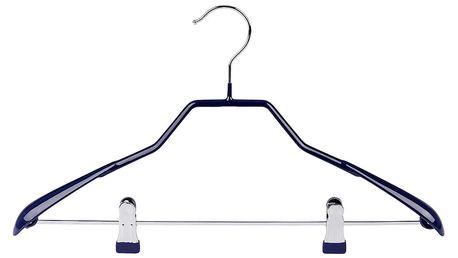 Univerzální věšák na šaty, 2 kolíčky, WENKO