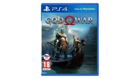 Sony PlayStation 4 God of War (PS719357476)