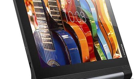Dotykový tablet Lenovo Yoga Tablet 3 10 LTE (ZA0K0036CZ) černý SIM karta T-Mobile 200Kč Twist Online Internet + Software F-Secure SAFE, 3 zařízení / 6 měsíců v hodnotě 1 179 Kč + DOPRAVA ZDARMA