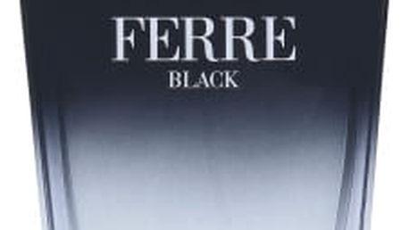 Gianfranco Ferré Ferre Black 100 ml toaletní voda pro muže