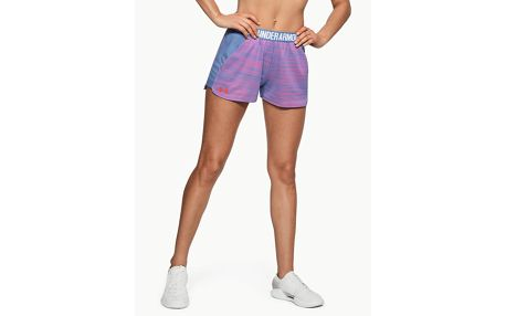 Kraťasy Under Armour Play Up Short 2.0 Novelty Růžová