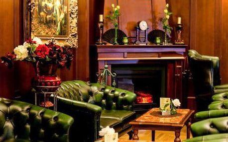 Luxusní pobyty v Grand Boutique Hotelu Sergijo v Piešťanech