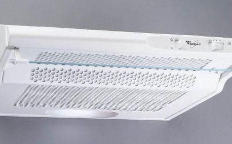 Odsavač par Whirlpool WSLCSE 55 AS W bílý
