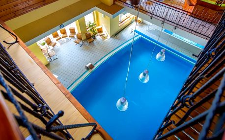 Hotel Eland na Slovensku s all inclusive, beauty, nebo wellness