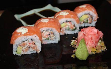 Sushi kurz pro začátečníky: příprava základních druhů sushi
