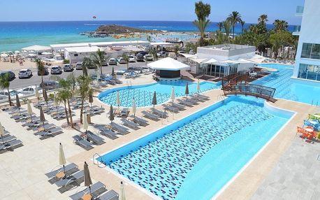 Kypr - Larnaca na 8 dní, polopenze s dopravou letecky z Prahy