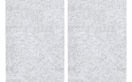 Ochranné skleněné panely CERAMIC na sporák – 2 ks, WENKO