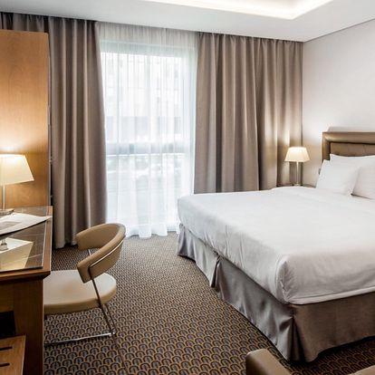 2 noci v luxusním hotelu: snídaně, wellness