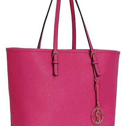 Dámská kabelka Tracy 297 růžová