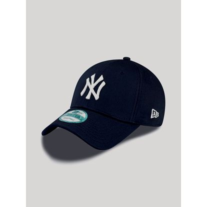 Kšiltovka New Era 940 MLB League Basic NEYYAN Modrá