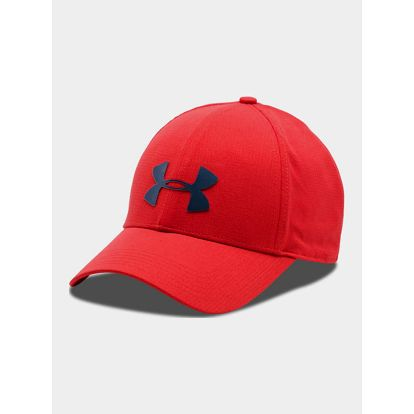 Kšiltovka Under Armour Men's Driver Cap 2.0 Červená