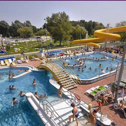 Lázně Zalakaros, Maďarsko - neomezeně v NOVĚ otevřeném Park Inn hotelu s polopenzí