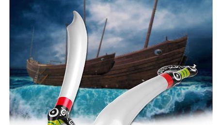 Nafukovací pirátská šavle