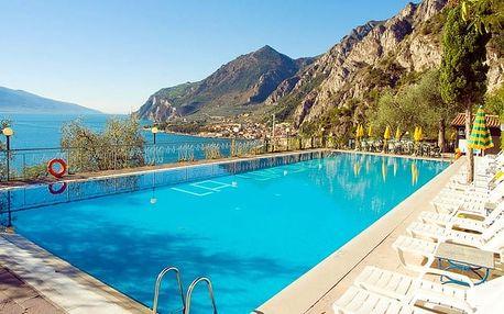 Lago di Garda, luxusní Limonaia Hotel & Residence*** s polopenzí u jezera