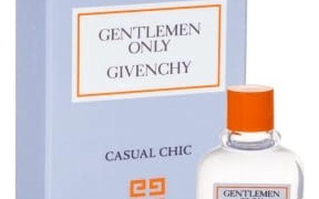 Givenchy Gentlemen Only Casual Chic 3 ml toaletní voda pro muže miniatura