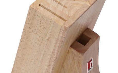 Dřevěný blok na nože Bergner Teka