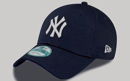 Kšiltovka New Era 940 MLB League Basic NEYYAN Modrá