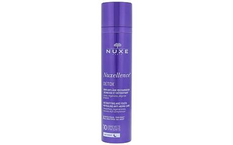 NUXE Nuxellence Detox Anti-Aging Night Care 50 ml noční pleťový krém W