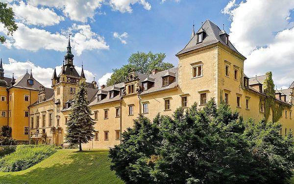 Pohádkový wellness pobyt v polském zámku Kliczkow