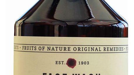 FIKKERTS Mycí gel na obličej Tea Tree 150 ml, béžová barva, hnědá barva, plast