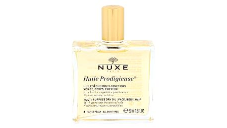 NUXE Huile Prodigieuse Multi Purpose Dry Oil Face, Body, Hair 50 ml tělový olej W