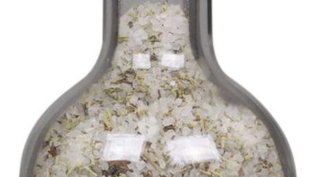 LE CRU Delicacies Mořská sůl Rozmarýn a Parmezán 240gr, béžová barva, sklo