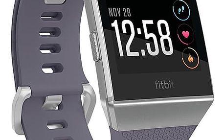 Chytré hodinky Fitbit Ionic - Blue-Gray/White (FB503WTGY-EU)