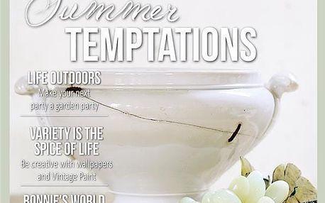 Jeanne d'Arc Living Časopis Jeanne d'Arc Living 4/2018 - anglická verze, multi barva, papír