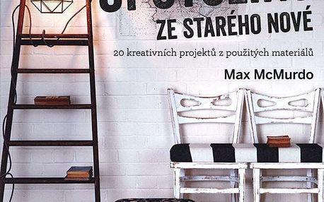 Kniha UPCYCLING - Ze starého nové, multi barva, papír