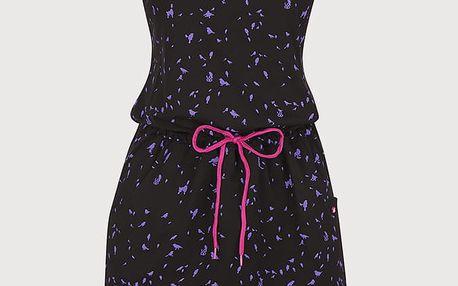 Šaty Loap Amber Černá