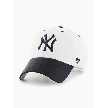 Kšiltovka 47 Brand MLB New York Yankees Audible 2 Bílá