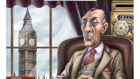Společenská hra Albi Únikovka Zkáza Londýna