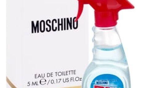 Moschino Fresh Couture 5 ml toaletní voda pro ženy