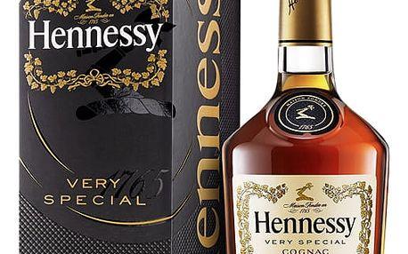 Hennessy Cognac V.S. 0,7l 40% Giftbox