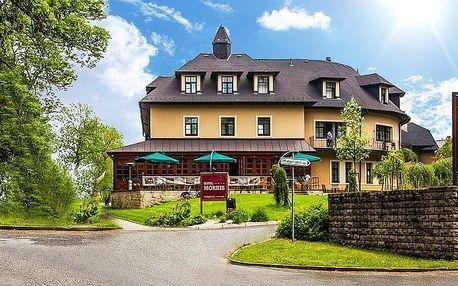 3denní wellness pobyt pro 2 dámy v Golf Hotelu Morris**** v Mariánských Lázních