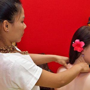 Masáž: Ať objeví sílu zdravého pohlazení