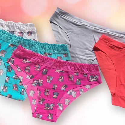 Pro krásnou siluetu: dámské bezešvé kalhotky