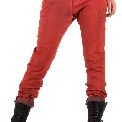 Dámské stylové jeansy Place Du Jour