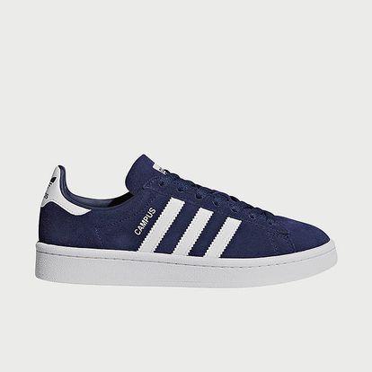 Boty adidas Originals Campus J Modrá