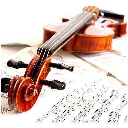 Vstupenka na koncert Antonio Vivaldi v Obecním domě, v Praze dne 15. 6. 2018.