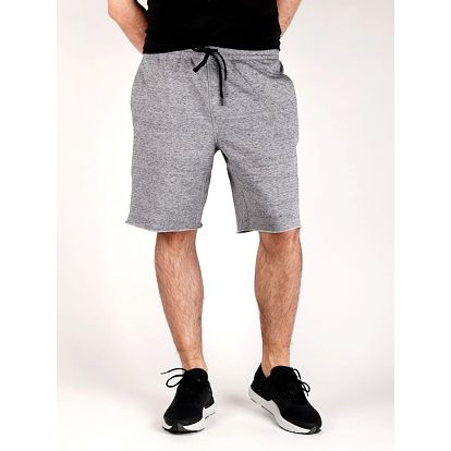 Kraťasy Under Armour Ez Knit Short Šedá