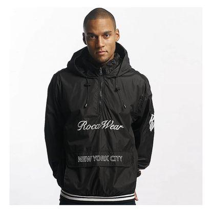 Rocawear / Lightweight Jacket Windbreaker in black L