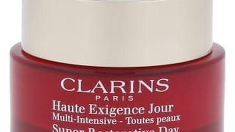 Clarins Super Restorative 50 ml denní pleťový krém proti vráskám pro ženy