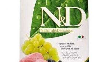 N&D Grain Free CAT Adult Lamb & Blueberry 5 kg
