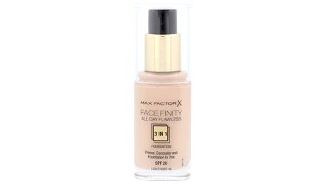 Max Factor Facefinity All Day Flawless 3in1 SPF20 30 ml makeup 40 Light Ivory W