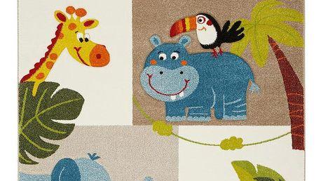 Koberec Dětský Jungle