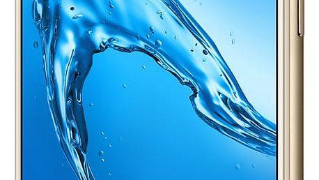 Mobilní telefon Huawei Y7 Dual SIM zlatý (SP-Y7DSGOM)
