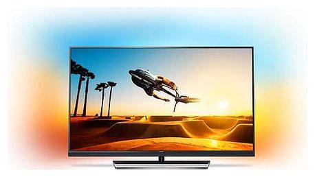 Televize Philips 49PUS7502 titanium